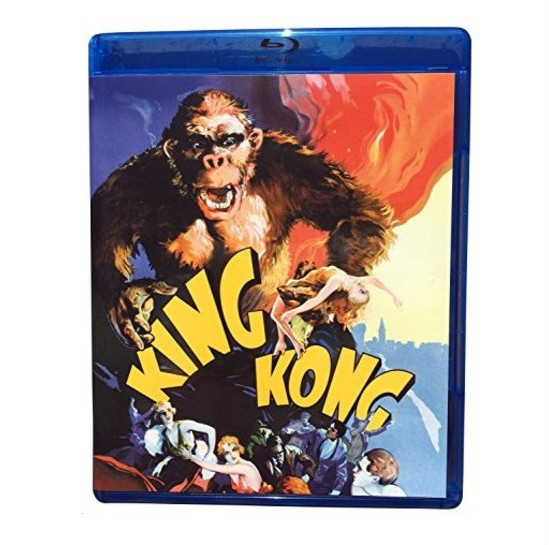 KING KONG BLURAY-1 small